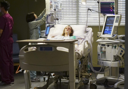 Grey's Anatomy 12.15 I Am Not Waiting Anymore