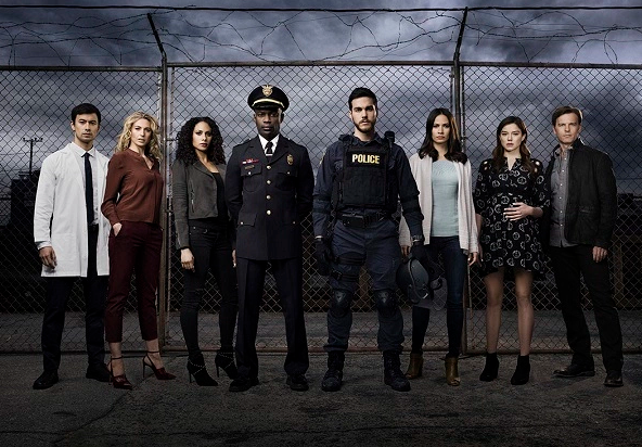 Containment Cast Photo
